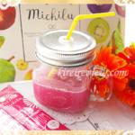 人気のダイエットスムージ「ミルミルミチル」子どもも満足!甘酸っぱくてゴクゴク飲める味
