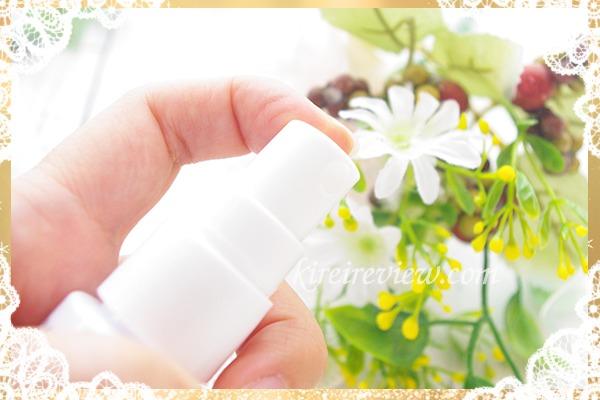 スプレータイプの化粧水